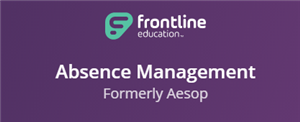 Frontline Absence Management Aesop